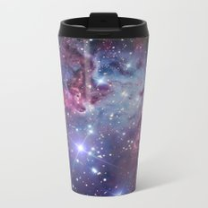 Nebula Galaxy Metal Travel Mug