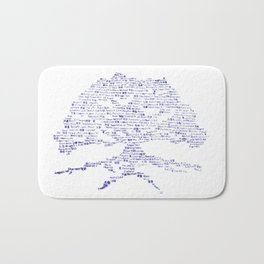 Tree of Virtues Bath Mat
