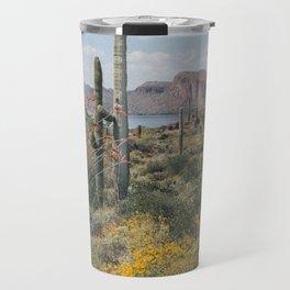 Arizona Spring Travel Mug