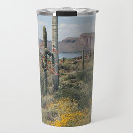 Arizona Spring Travel Mug