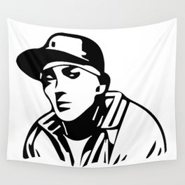 THE  KING OF RAP AND HIP HOP Wall Tapestry