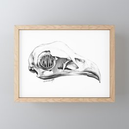 End of everything Framed Mini Art Print