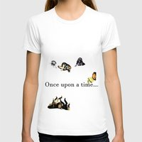 once upon a  time T-shirts featuring Once upon a time... by Design4u Studio