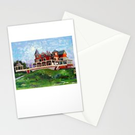 The Angela Maria - York Beach, ME Stationery Cards