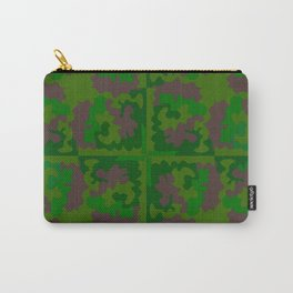 Camo Leaves Carry-All Pouch