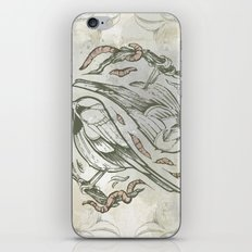 bird life 1 iPhone & iPod Skin