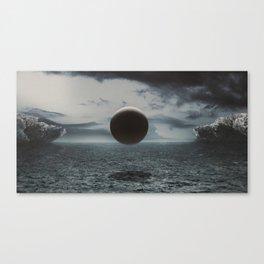 spheres part I Canvas Print