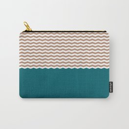 Empty Ocean Carry-All Pouch