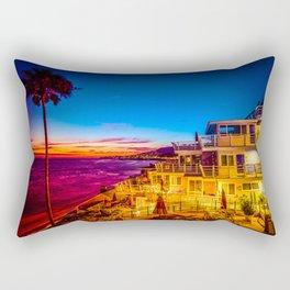 Twilight 5639 Laguna Riviera Beach Resort Rectangular Pillow