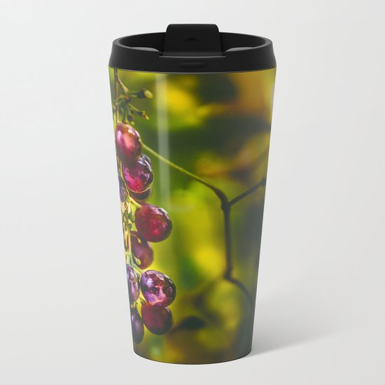 Pinot II Metal Travel Mug