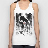 storm Tank Tops featuring storm by axeeeee