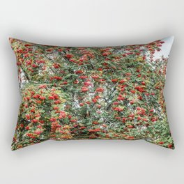 Rowanberries Rectangular Pillow
