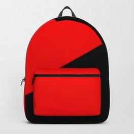 Antifa Flag Backpack