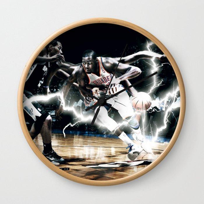 Durantula Wall Clock
