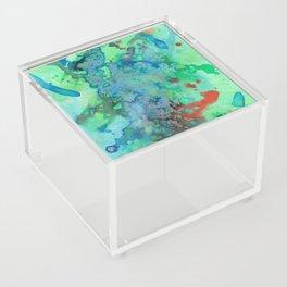 Vert Acrylic Box