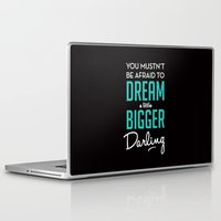 inception Laptop & iPad Skins featuring Inception by mydeardear