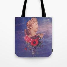'Chloris Floralia' Tote Bag