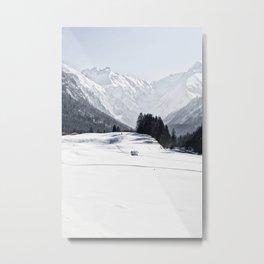 Winterwonderland Metal Print