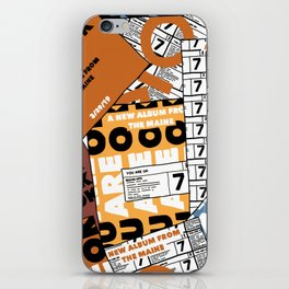 You Are OK iPhone Skin