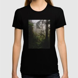 Foggy Forest T-shirt
