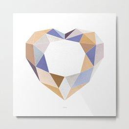 Jewel Metal Print