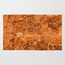Molten Earth Texture Rug