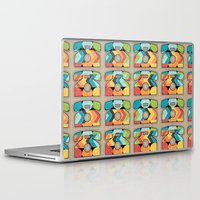 telephone Laptop & iPad Skins featuring Telephone Call by Digi Treats 2