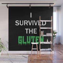 Gluten Wall Mural