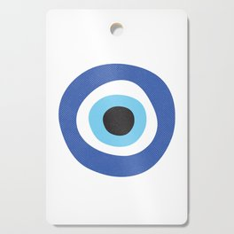 Evi Eye Symbol Cutting Board