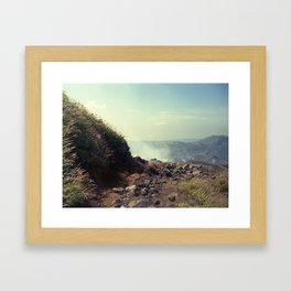 Aso, Japan Framed Art Print