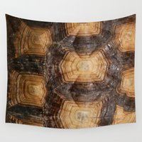 shell Wall Tapestries featuring Shell Game by Michael Hammond