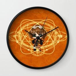Chibi Rita Mordio Wall Clock