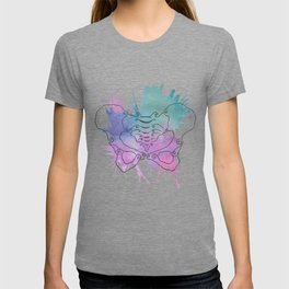 Female Pelvis T-shirt