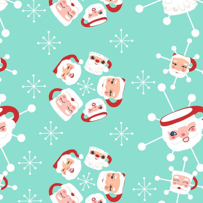 Atomic Santa Mug Shots Leggings