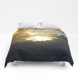 Sun Peek Comforters