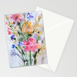 August colours Stationery Cards