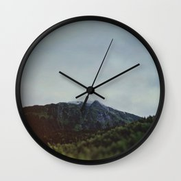 The Last Frontier Wall Clock