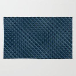 Diamond 3D Regent Blue Rug