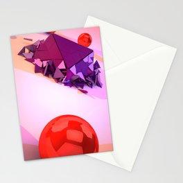 No name. Stationery Cards