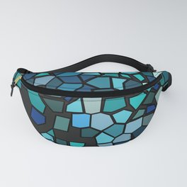 Polygone Fanny Pack