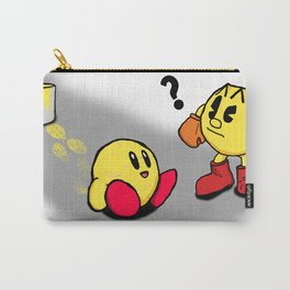Pacman and Kirby Carry-All Pouch