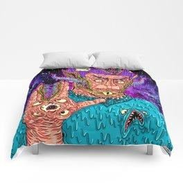 Monster Alien Comforters