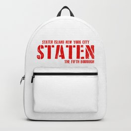 Staten Island Backpack