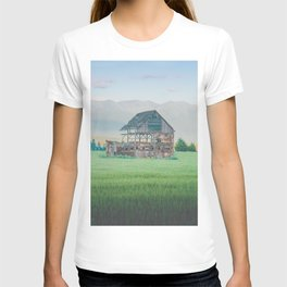Fading Pieces T-shirt