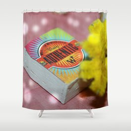 Authentic Weasley Goods Shower Curtain