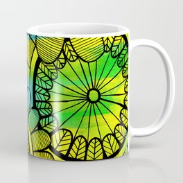 Big Floral 2 Coffee Mug