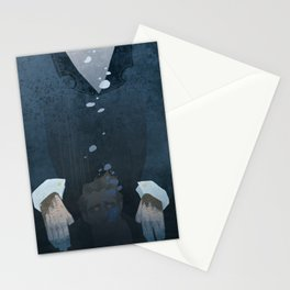 A Thousand Deaths Stationery Cards
