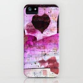 Love Fever iPhone Case