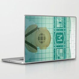 Flooded Laptop & iPad Skin