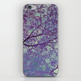 forest 2 #forest #tree iPhone Skin